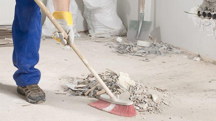 İnşaat Sonrası Temizlik İşleri