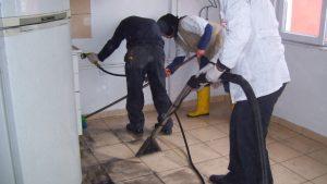 Afet Sonrası Temizlik Hizmeti