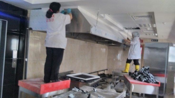 Mutfak Temizliği Galeri