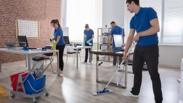 Ofis ve İş Yeri Temizliği